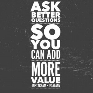 Ask Better Questions graphic