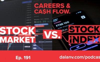 191 – Stock Market vs. Stock Index