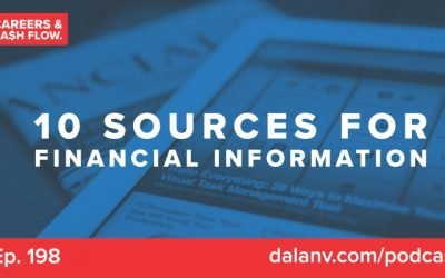 198 – 10 Sources for Financial Information