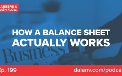 199 – How A Balance Sheet Actually Works